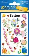 Tatuaże - Kwiaty (56691)
