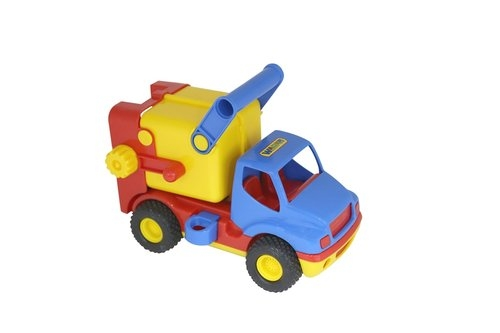 ConsTruck, samochód komunalny (w siatce)