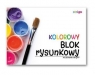 Blok rysunkowy A3/20k 80g kolor (SPA016)
