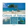 Kalendarz 2018 Wieloplanszowy Colours of Nature