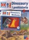Dinozaury i prehistoria z płytą CD-ROM Co i jak 1