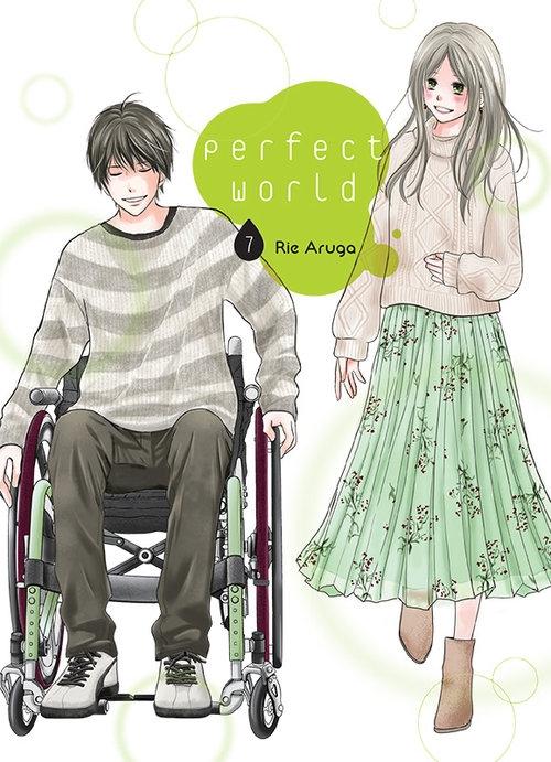 Perfect World #07 Rie Aruga