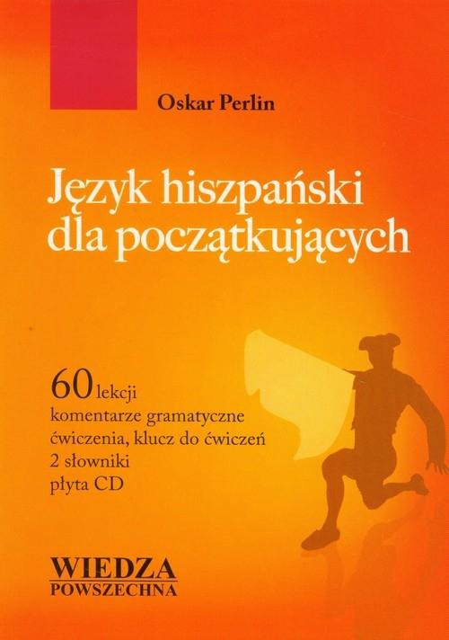 Język hiszpański dla początkujących z płytą CD Perlin Oskar