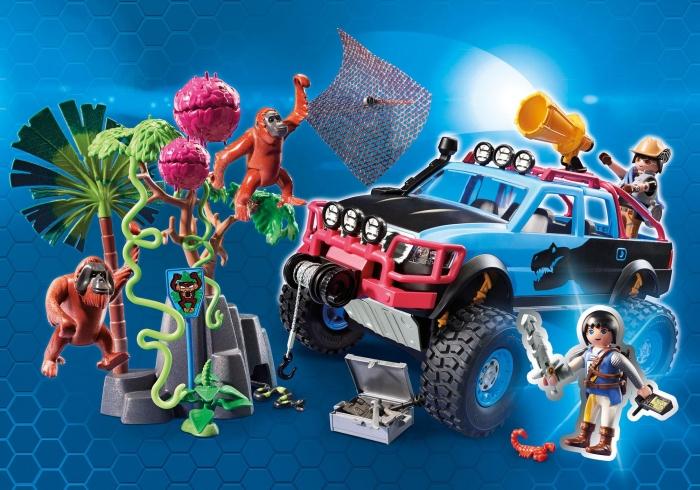 Monster Truck, Alex i Rock Brock (9407)