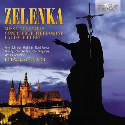 Zelenka: Missa Dei Patris, Psalms, Capriccio's