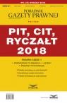 Pit Cit Ryczałt Podatki 3/2018