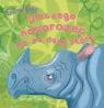 Czas na bajkę. Dlaczego nosorożec ma za dużą skórę