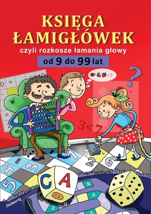 Księga łamigłówek Michałowska Tamara