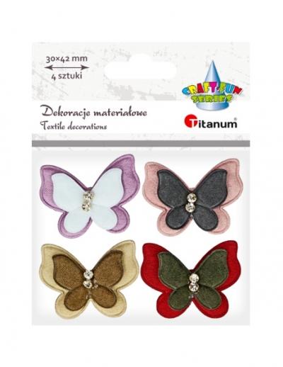 Motyle materiałowe