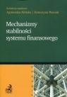Mechanizmy stabilności systemu finansowego
