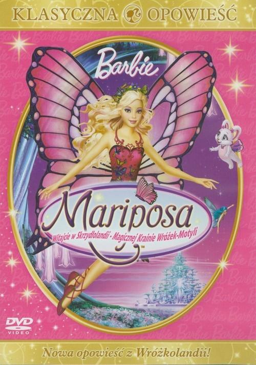 Barbie Mariposa Elise Allen