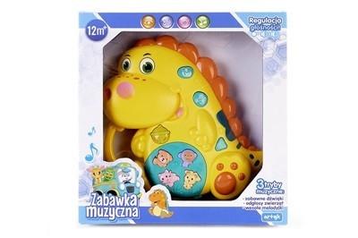 Zabawka muzyczna Dino E-Edu (129056)