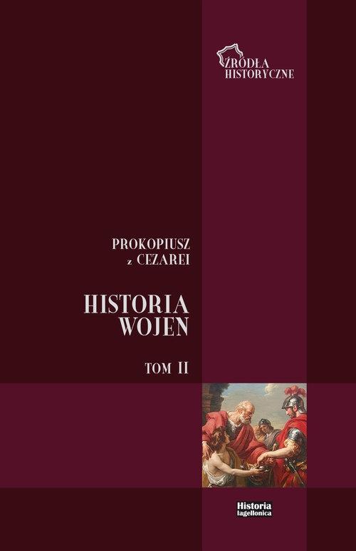 Prokopiusz z Cezarei Historia Wojen Tom 2 Wojny z Gotami