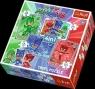 Puzzle 4w1 Kotboy i drużyna