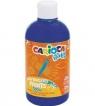 Farba Carioca Baby do malowania palcami 500 ml niebieska