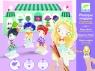 Zestaw artystyczny Magic plastic U Lily (DJ09491)