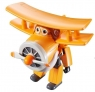 Super Wings Figurka samolot robot Grand Albert