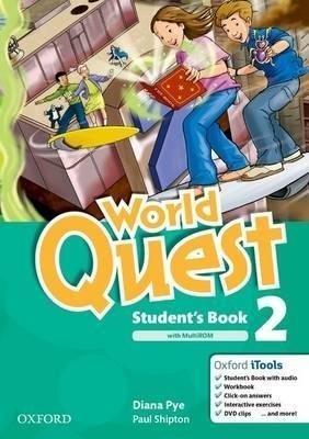 World Quest SB 2 praca zbiorowa