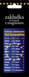 Zakładka magnetyczna ZK-071 Państwa członkowskie Unii Europejskiej ZKO71