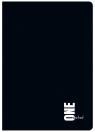 Zeszyt w kartkę A5/60 kartkowy One Color (305655)