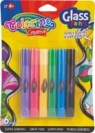 Farby witrażowe 10,5 ml 6 kolorów (68918PTR)