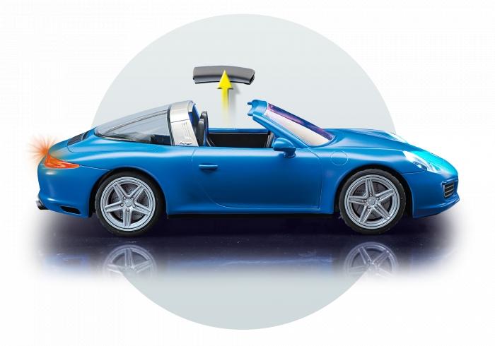 Porsche 911 Targa 4S (5991)