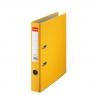 Segregator dźwigniowy Esselte A4/50  żółty (81191)