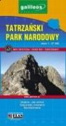 Tatrzański Park Narodowy. Mapa turystyczna laminowana