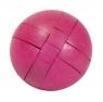IQ-Test 3D Puzzle Piłka purpurowy