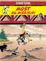 Lucky Luke Tom 63: Most na Missisipi