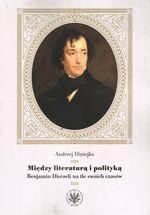 Między literaturą i polityką Diniejko Andrzej