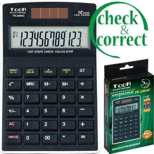 Kalkulator biurowy TR-2464 TOOR