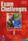 Exam Challenges 1 Students' Book with CD  Harris Michael, Mower David, Sikorzyńska Anna