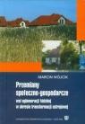 Przemiany społeczno-gospodarcze wsi aglomeracji łódzkiej w okresie transformacji ustrojowej