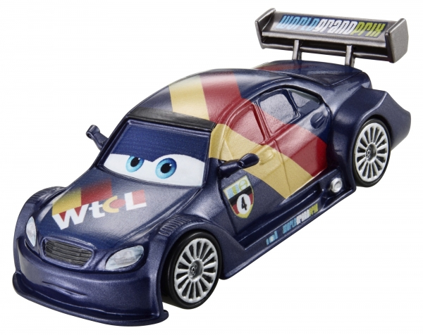 Auta 3: Samochodzik Max Schnell (DXV29/FLM29)