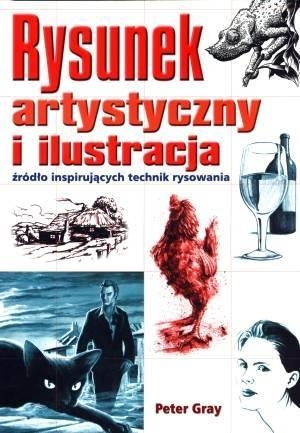 Rysunek artystyczny i ilustracja. Gray Peter