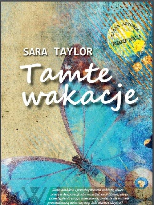 Tamte wakacje Taylor Sara