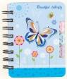 Notes na spirali Butterfly 50K