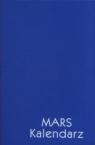 Kalendarz 2018 Mars niebieski