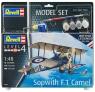 Model Set - Sopwith F.1 Camel (63906)