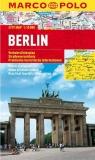 Berlin. Plan miasta Marco Polo w skali 1:15 000 praca zbiorowa