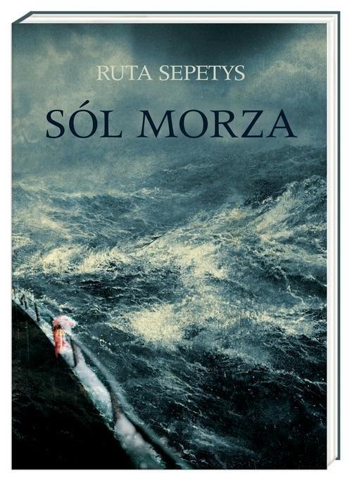 Sól morza Sepetys Ruta