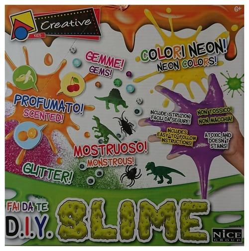 Zestaw Slime DIY mały