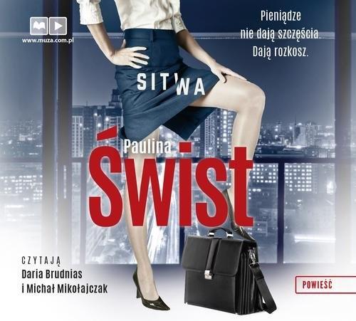 Sitwa (Audiobook) Świst Paulina