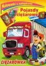 Pojazdy ciężarowe naklejki
