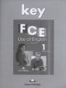 FCE Use of English 1 Answer Key (Uszkodzona okładka) Evans Virginia