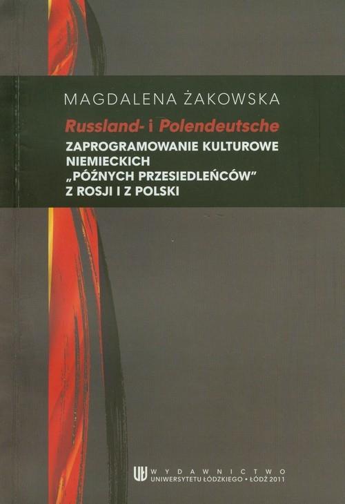 Russland i Polendeutsche Żakowska Magdalena