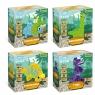 Baby Blocks: Dino klocki (41492)mix wzorów