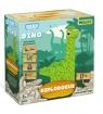 Baby Blocks Dino - klocki (41492) mix wzorów