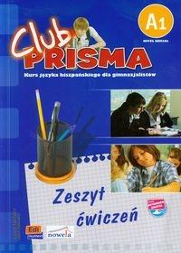 Club Prisma A1 Język hiszpański Zeszyt ćwiczeń + klucz do cwiczeń